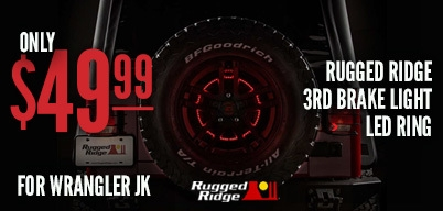 Rugged Ridge JK 3rd Brake Light Get Now $49.99