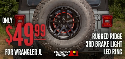 Rugged Ridge JL 3rd Brake Light Get Now $49.99