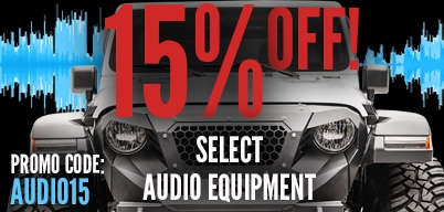 Select Audio 15% Off Promo Code: AUDIO15