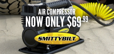 Smittybilt Air Compressor Special Pricing