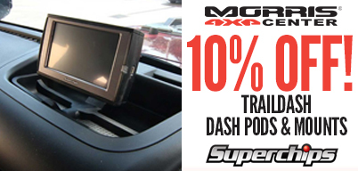 Superchips Dash Pods & Mounts Holiday Special Pricing