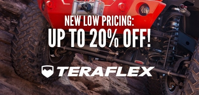 Teraflex Lift Kits New Low Pricing