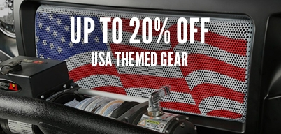 Up to 20% Off on These USA Themed Products