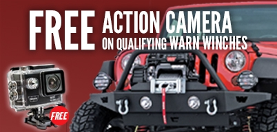 Warn Winches Get a Free Action Camera
