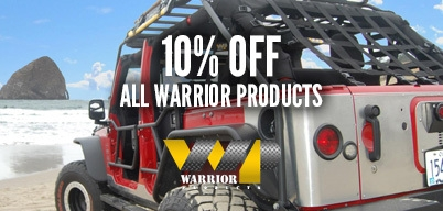 Warrior - 10% OFF ALL Warrior products