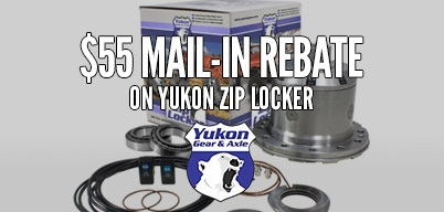 Yukon Zip Lockers $55 Mail-In Rebate