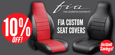 Save 10% on the FIA Full Line