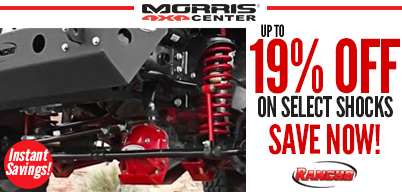 Rancho Shocks Up to 19% Off