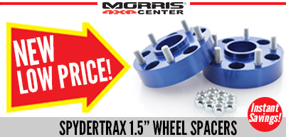 Sypdertrax Wheel Spacer Kit New Low Pricing
