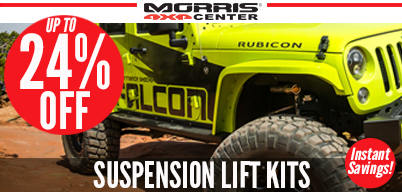 Up to 24% Off Suspension Lift Kits