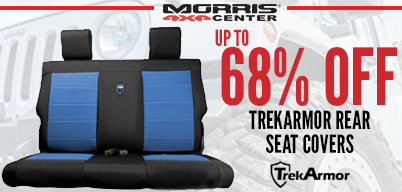 Trek Armor Rear Seat Covers Up to 68% Off