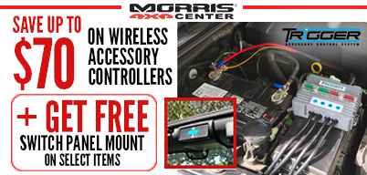 Trigger - Morris Exclusive Offers!