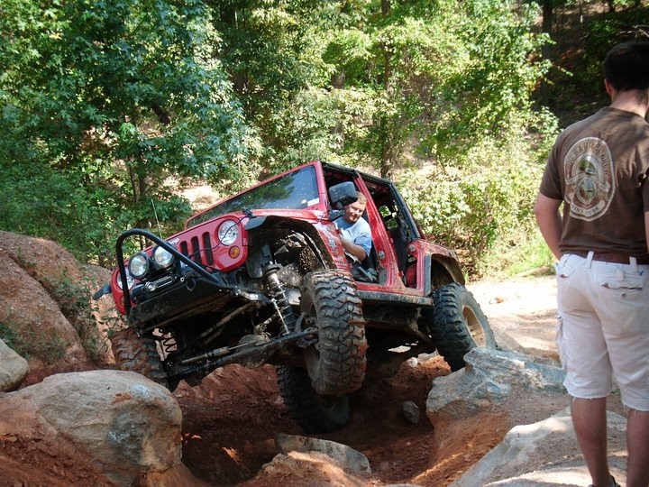 rock crawler bumpers for jeeps