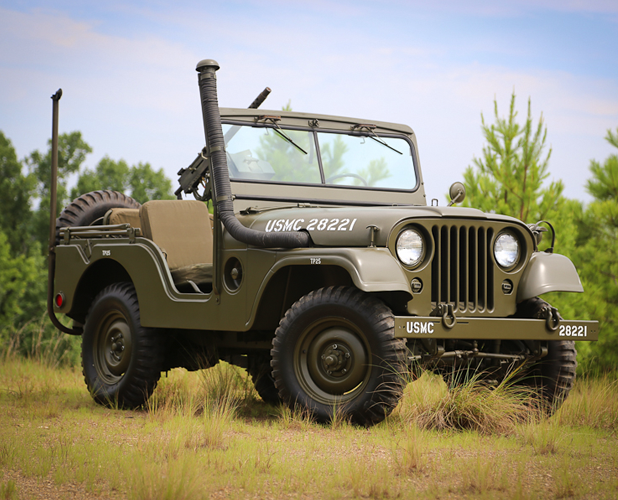 1952-Jeep-Willys-M38-A1