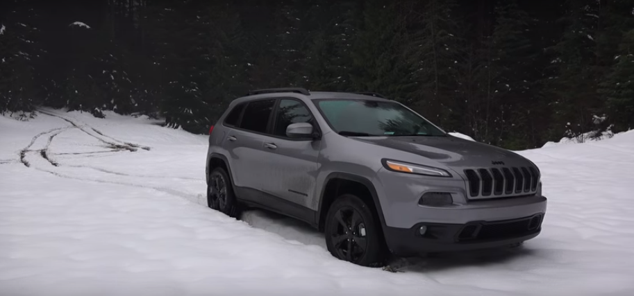 Are jeep cherokees good in snow