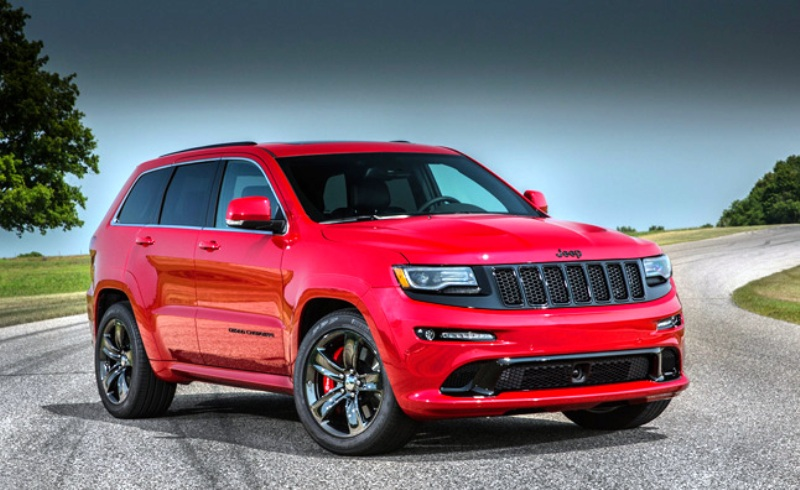 2017 Grand Cherokee Trackhawk | In4x4mation Center