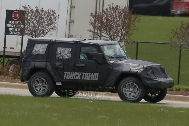 Jeep Knowledge Center 2018 Ecodiesel Wrangler Jl Spotted