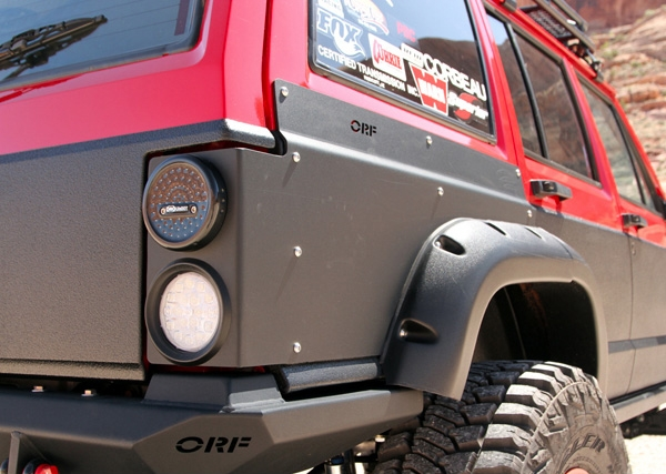 or-fab jeep body armor for cherokees