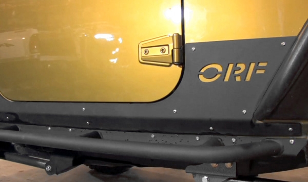or-fab jeep rock sliders for wranglers