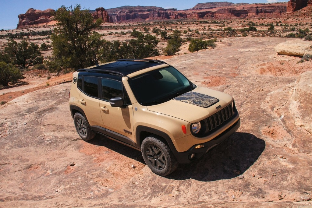 Two New Renegade Models debut at the LA Auto Show