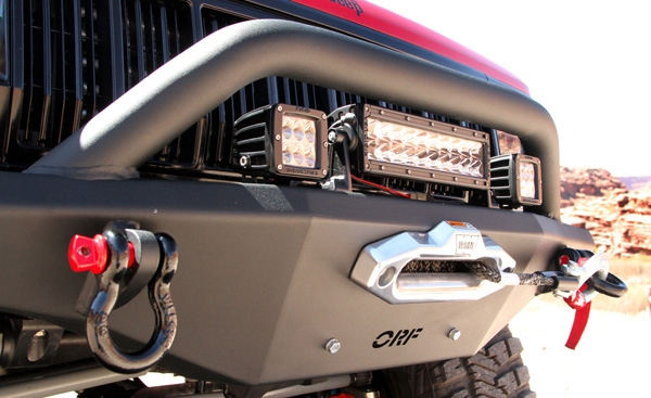 or-fab heavy duty jeep bumpers