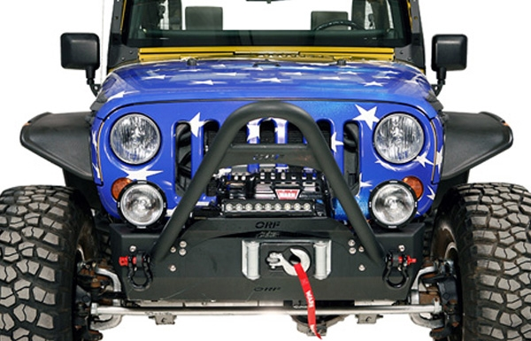 OR-FAB stinger bumpers for jeeps and wranglers