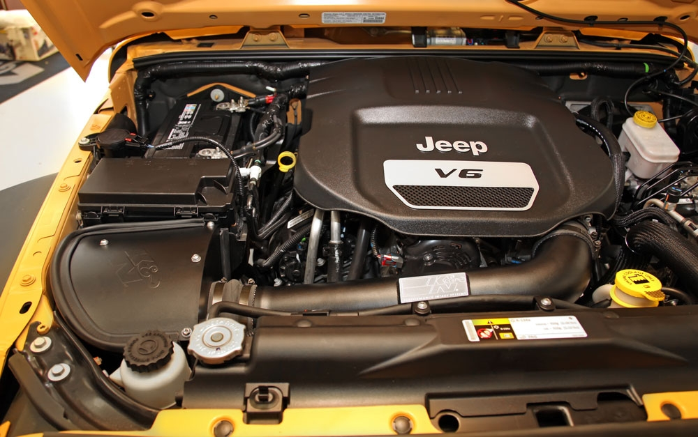 Oil Change Basics for your Jeep