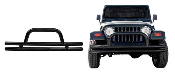 Jeep Knowledge Center - 30 Cheap Jeep Bumpers (Under $300): Wrangler ...