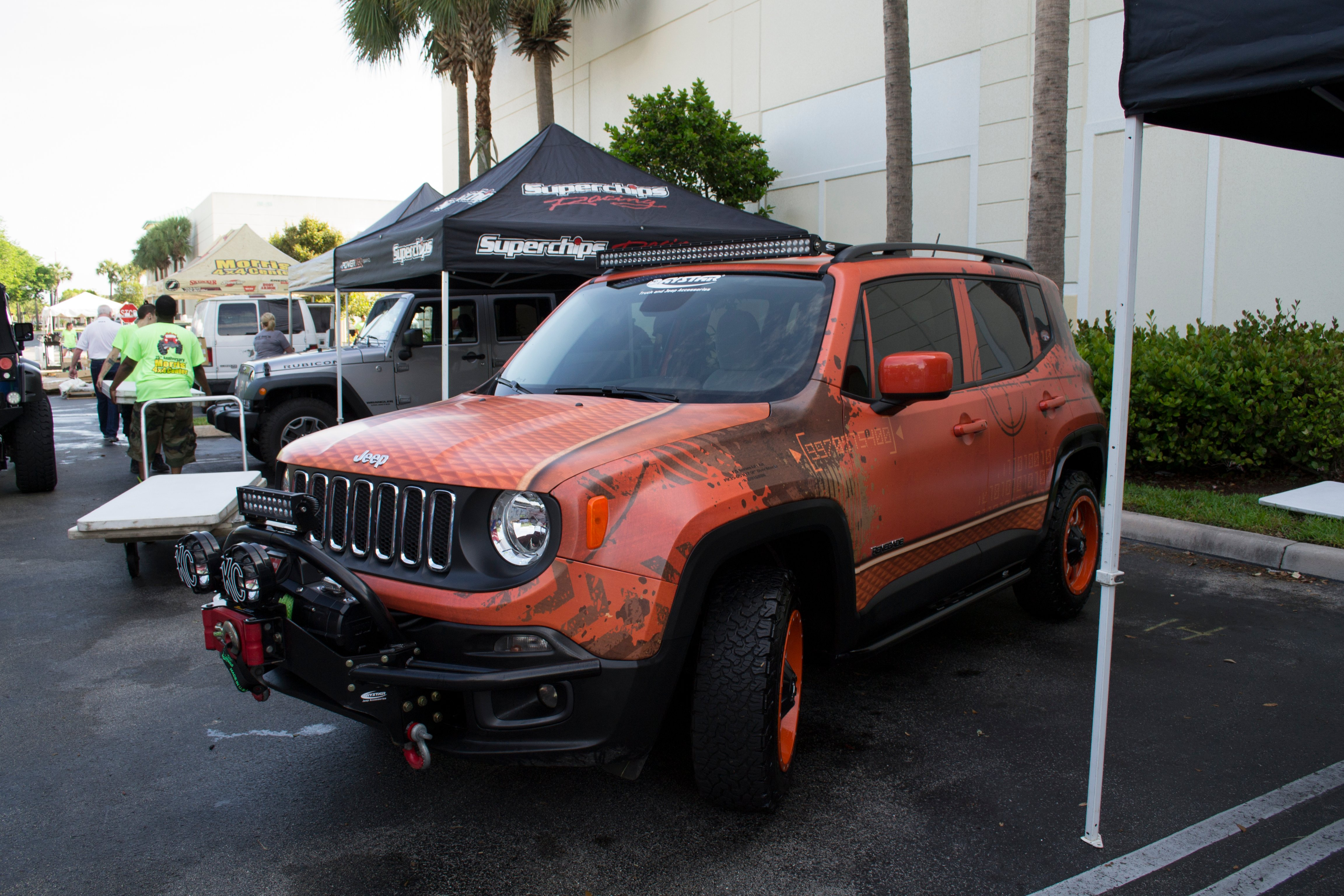 8 Aftermarket Parts That Prove The Jeep Renegade Can Hang In4x4mation Center