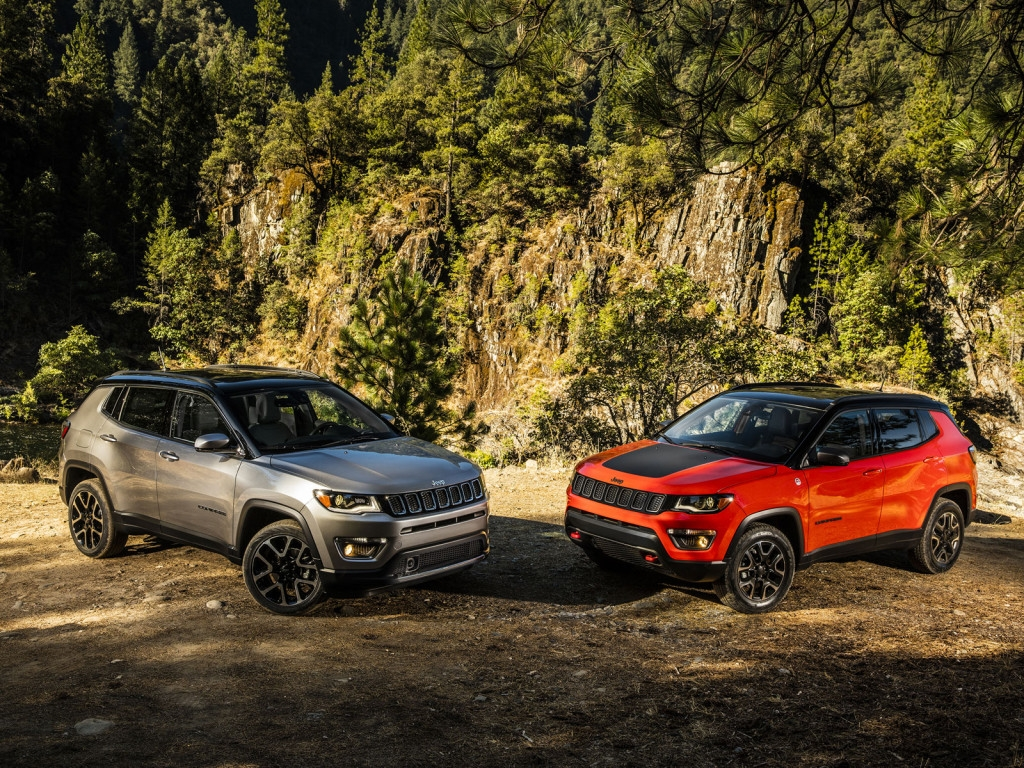 Jeep Compass Back with a Vengeance