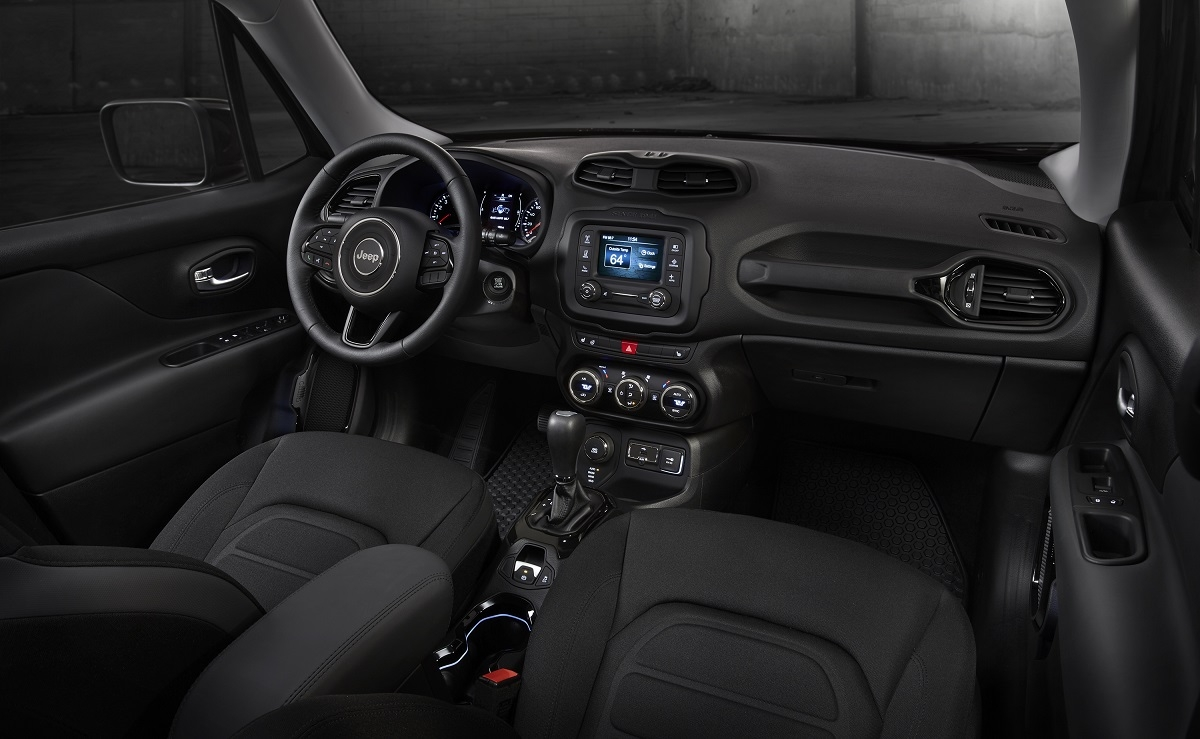 Jeep Renegade Interior >> Jeep Renegade Dawn Of Justice Edition In4x4mation Center