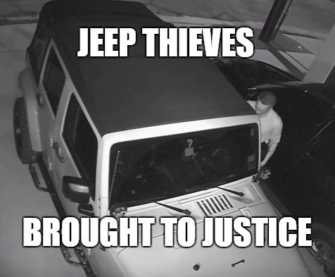 Jeep Thieves