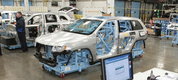 Jeep Knowledge Center - Jeep Unibody and Ladder Frames
