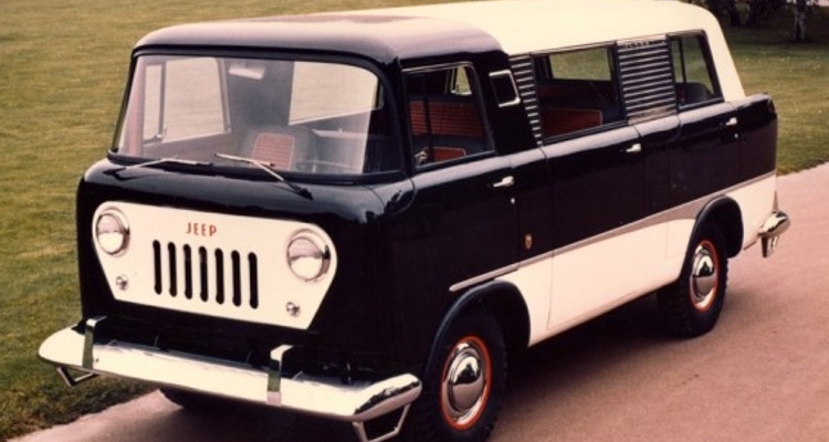 The Jeep Passenger Van And Off Grid Rigs In4x4mation Center