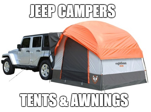 Jeep Tent Options C&ers u0026 Awnings  sc 1 st  Morris 4x4 Center & Jeep Knowledge Center - Jeep Tent Options Campers u0026 Awnings