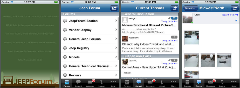 The Best Jeep Apps Out There | In4x4mation Center