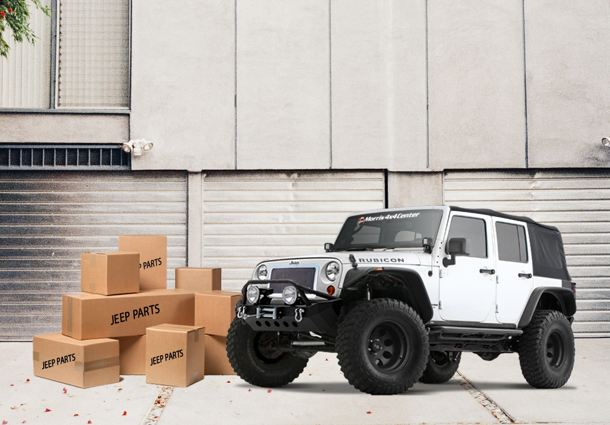 Jeep Parts to install