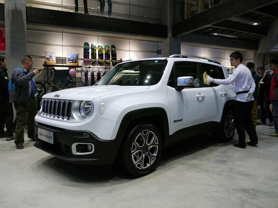 International-Jeep-News-Renegade-In-China