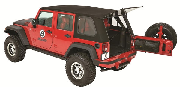 bestop trektop pro tops for jeeps
