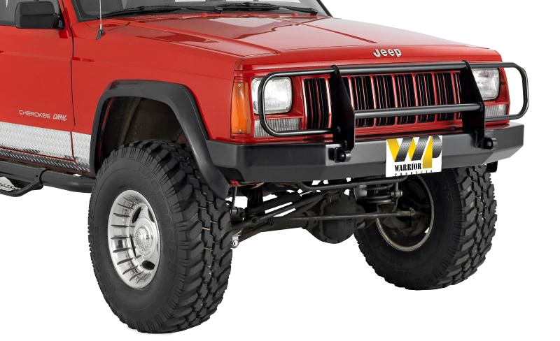 jeep cherokee bumpers