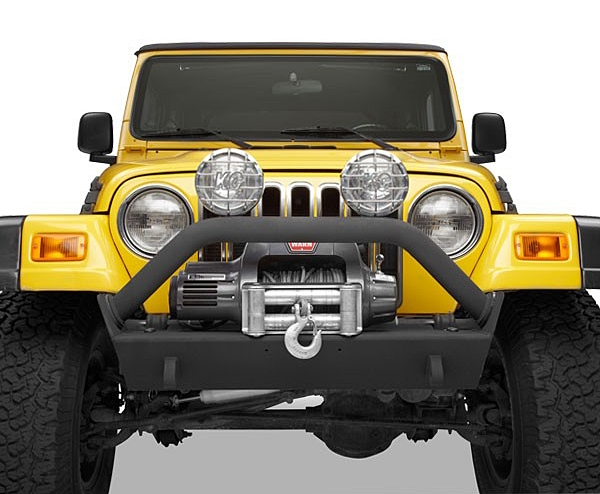 brush guards for your jeep