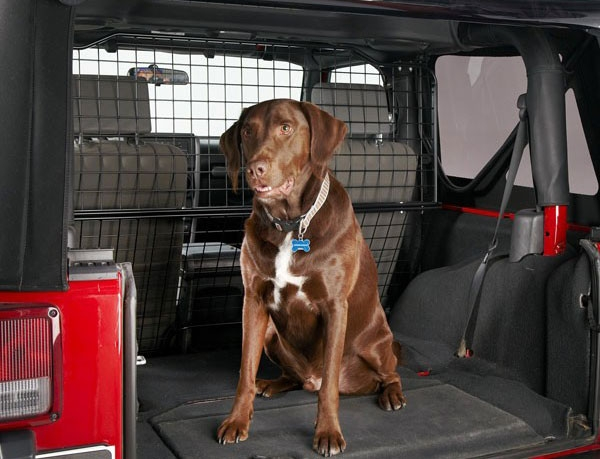 jeep pet safety barriers