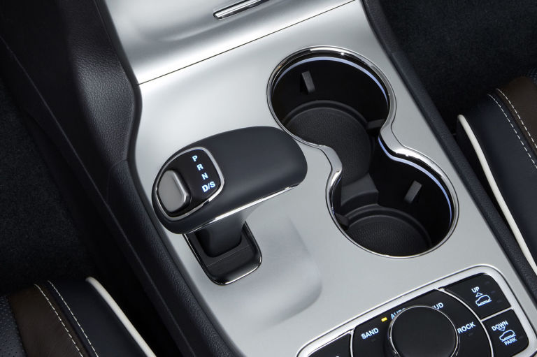 Jeep Grand Cherokee Gear Shift Recall
