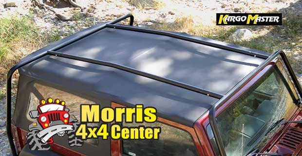 kargo master congo jeep racks from morris 4x4 center