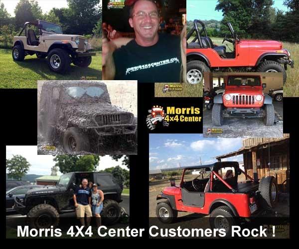 morris 4x4 center customers on facebook