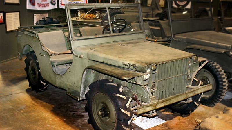 1940 Jeep Willys MB