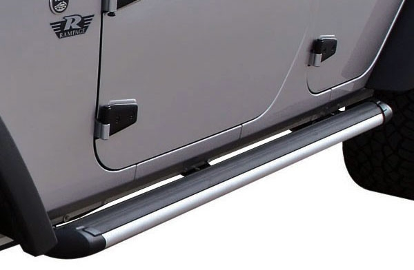 rampage running boards