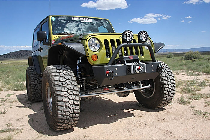 Jeep Sway Bars and Body Roll Fixes