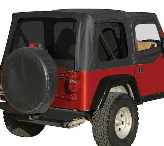5 Quality Jeep Soft Top Fabrics Under $500
