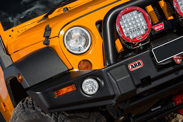 Choosing the Bumper that's Best for Your Jeep Style